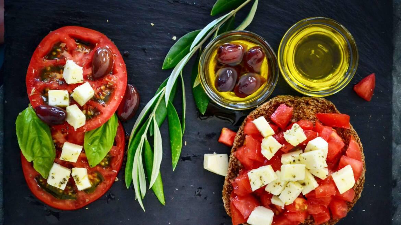 L'uso dell'olio extravergine di oliva in cucina